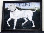 Собака талбот